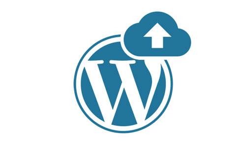 WordPress daily site backups managed hosting 2015