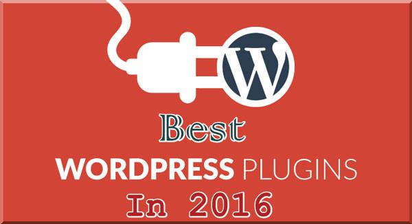 must have WordPress plugins 2016