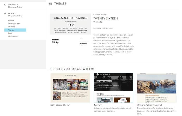 MEdiaTempel WordPress themes