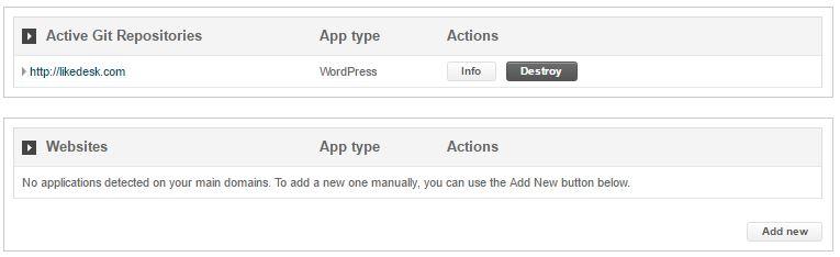 SiteGround Git for WordPress
