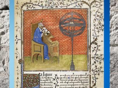 D'après Aristote, Du ciel et du Monde, Traité de la Sphère, par Nicolaus Oresmius, vers 1410 apjc. (Marsailly/Blogostelle.)