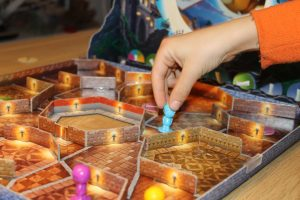 La Cucaracula spelbord