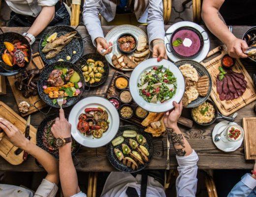 BBQ tafel