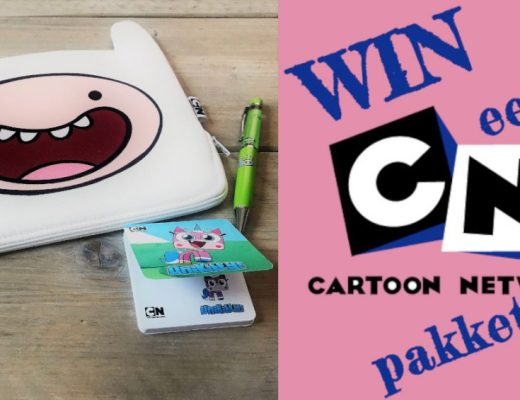 Cartoon Network winactie