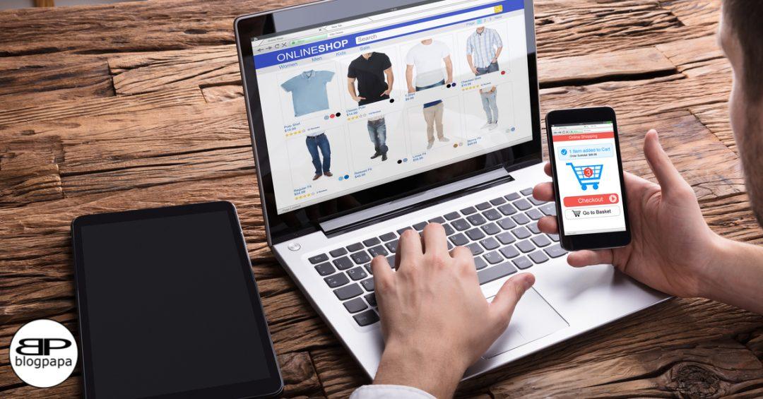 Herenkleding online shoppen