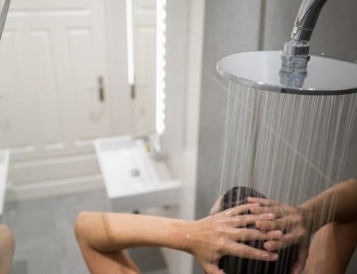 Van douchen in bad naar een douche in de badkamer