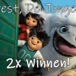 • Winactie • | Maak 2x kans op de DVD 'Everest, De Jonge Yeti'