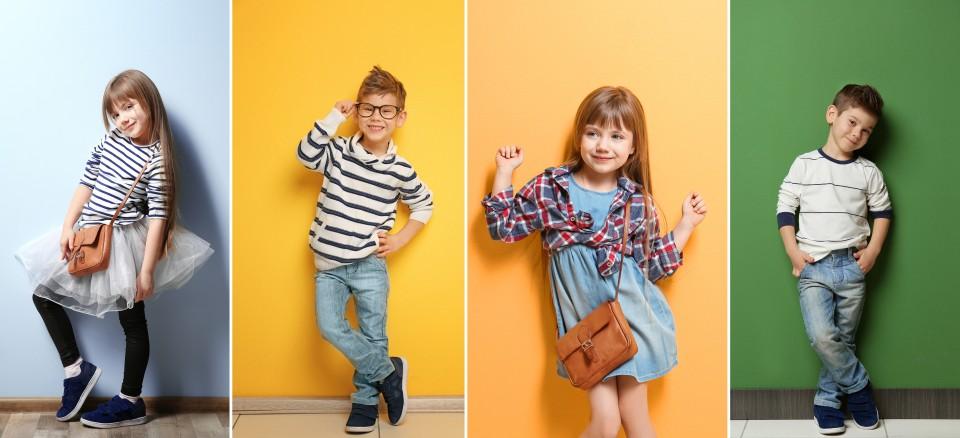 Kinderkleding shoppen