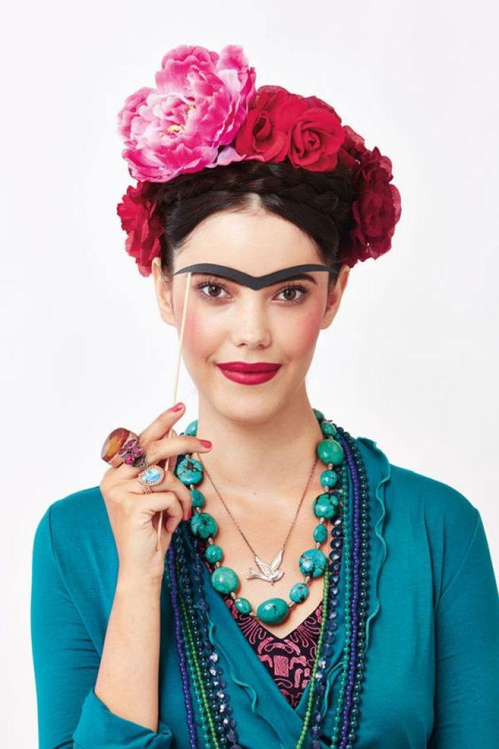 fantasia frida kahlo