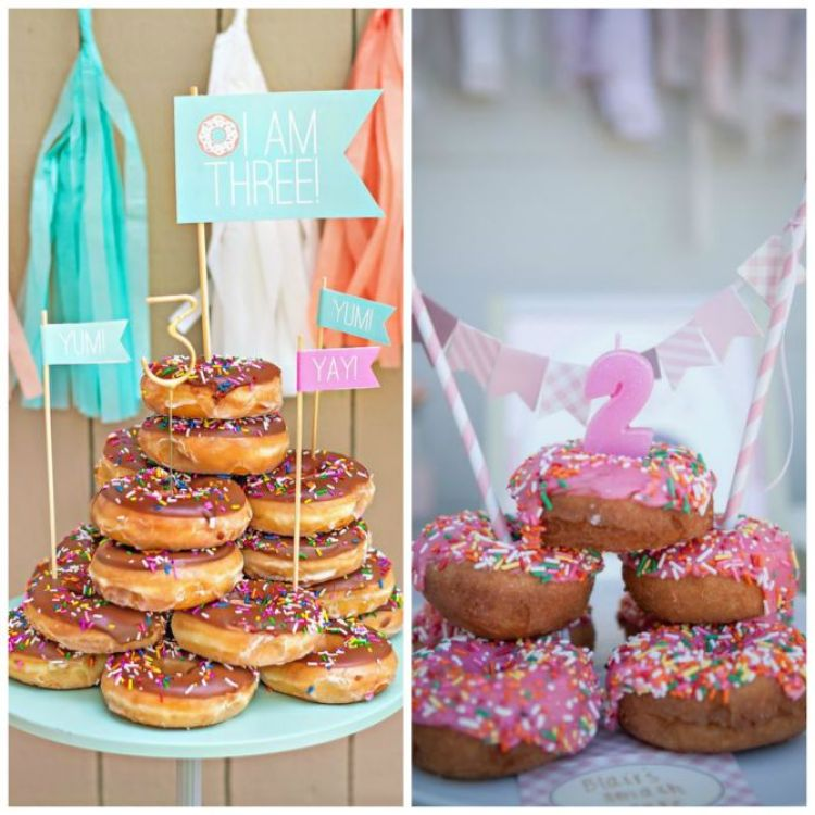 DOCES DONUTS