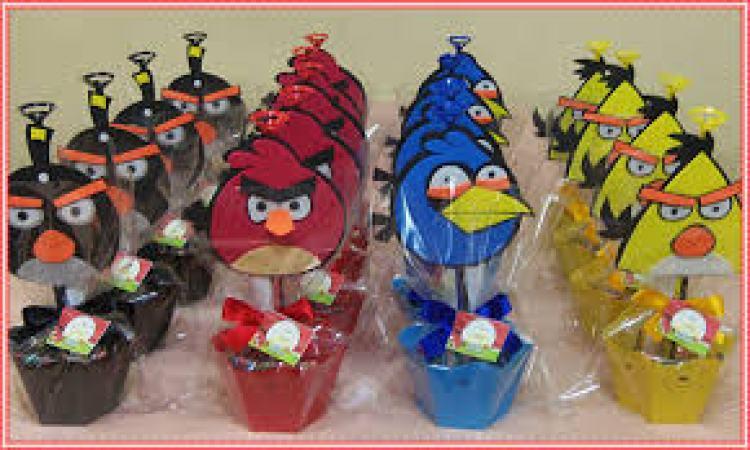b238accaca9 Centros De Mesa De Angry Birds Centros De Mesa Angry - SlideHD.CO