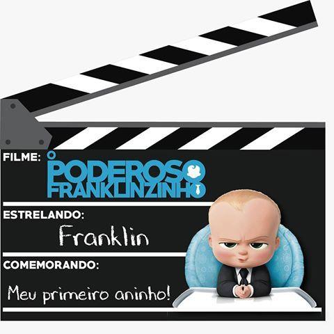 14 IDEIAS DE CONVITE PARA FESTA PODEROSO CHEFINHO!