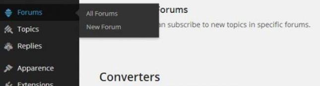 creer-forum-bbpress