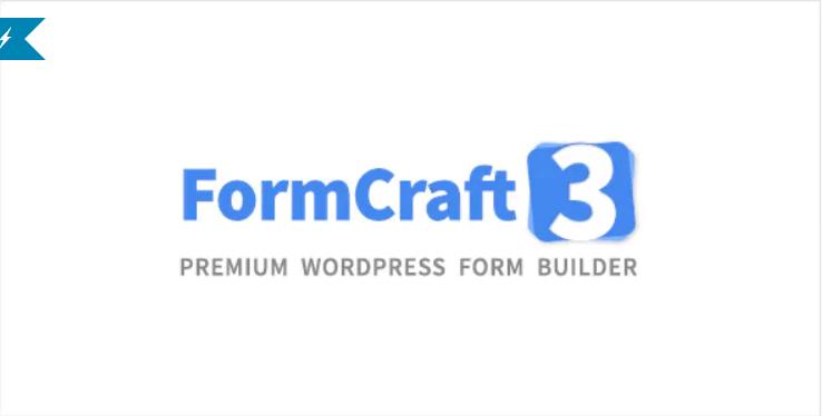 Formcraft premium wordpress form builder