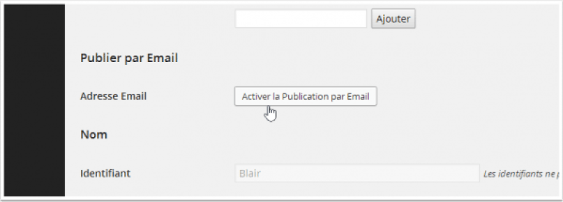 activate the publication-on-your-profile-to-publish-with-your-email-address