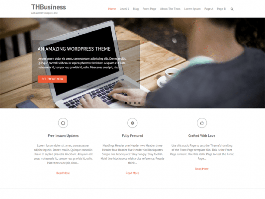 THbusiness-thème-wordpress-gratuit-de-la-semaine