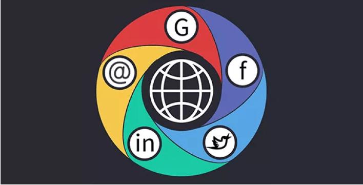 Email di accesso a Wordpress e plugin social wordpress