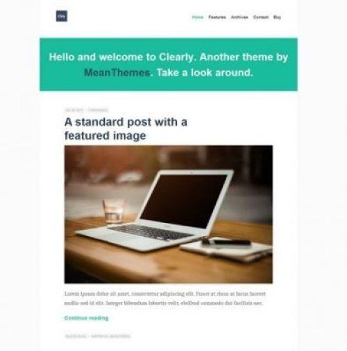 12 Temas de WordPress para crear un blog personal   BlogPasCher