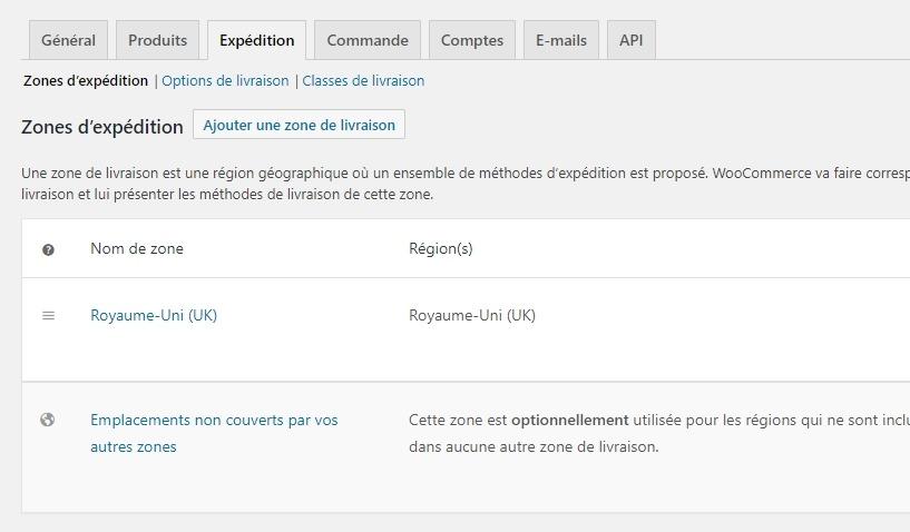 Tutoriel comment configurer woocommerce blogpascher for La poste changement adresse definitif