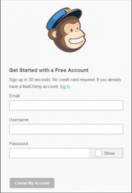 créez-votre-compte-mailChimp