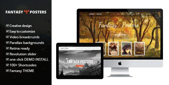 10 Los mejores temas de WordPress para crear sitios web de arte ...