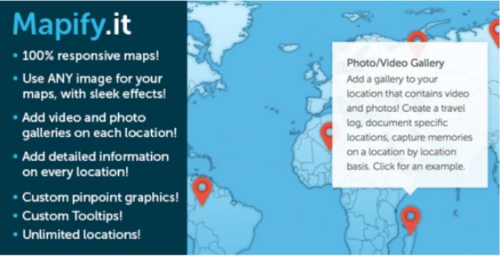 Mapify best maps wordpress plugin