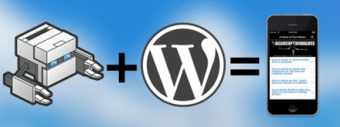 Cara Membuat Aplikasi Mobile Untuk Situs Wordpress Anda