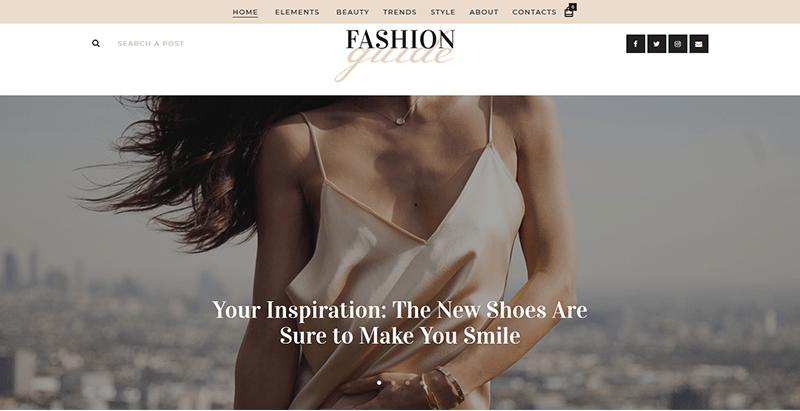 Fashion guide fashion blog