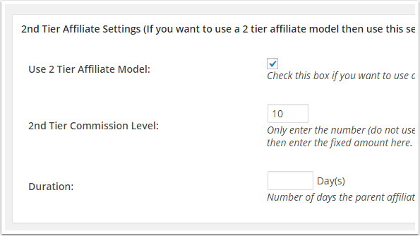 programing-of-membership-2-tier