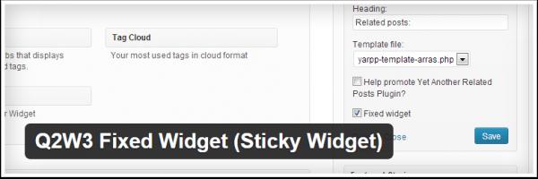 widget-sticky