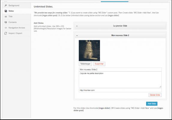 interface-segondaire-de-creation-de-slider
