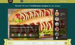 foodrecipes: un tema wordpress per creare un blog di cucina ... - Creare Un Blog Di Cucina