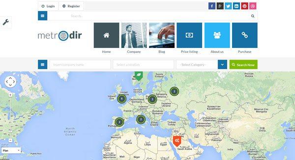 MetroDir-theme-wordpress-criar o diretório-portátil