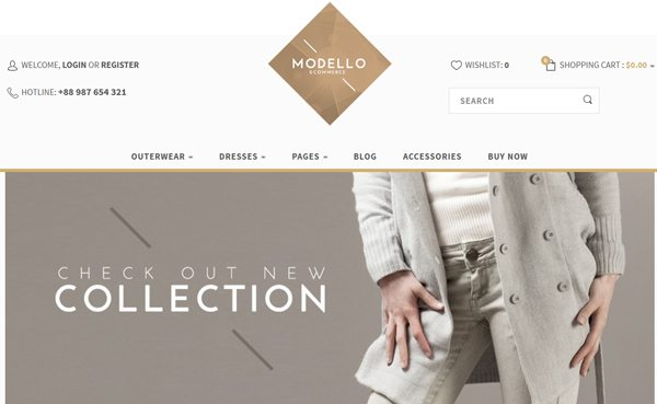 Modello-Theme-PrestaShop-к-Create-A-сайт-веб-электронной коммерции-оф-моды