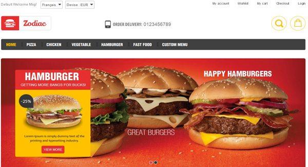 Zodiac Theme PrestaShop Creer Site Web E Commerce