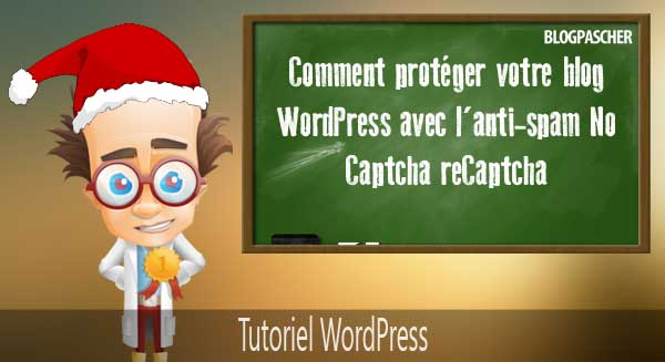 Jak chronić blog Wordpress Antyspam No Captcha Recaptcha