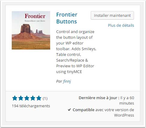 Frontier-plugin-instalação-de-mesa-board