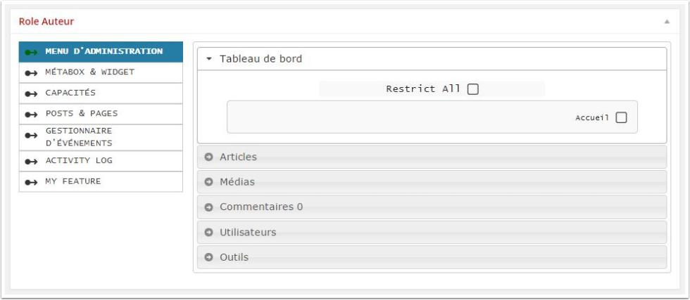 gestion-menu-d-administration
