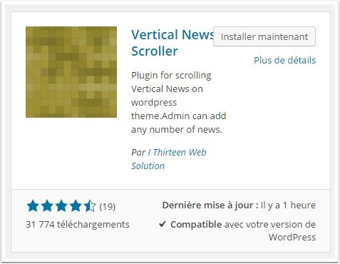 vertical-news-slider-intsallation-tableau-de-bord