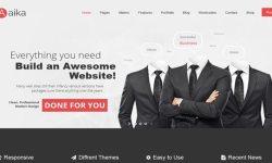 Aaika-tema WordPress-to-membuat-a-situs-d'entreprise