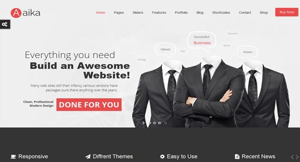 Aaika-thème-WordPress-pour-créer-un-site-d'entreprise