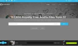Audiozy-A-theme-WordPress-to-create-a-site-eCommerce-of-music