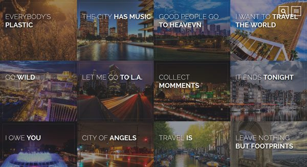 Travelogue theme wordpress pour creer blog voyage