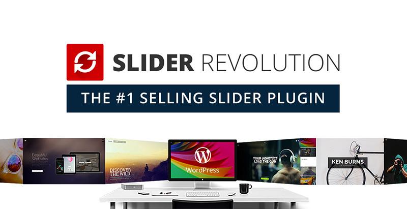 Slider revolution critique plugin wordpress premium