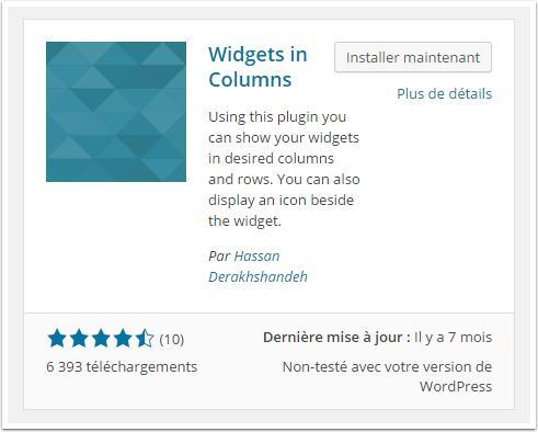 widgets-in-columns