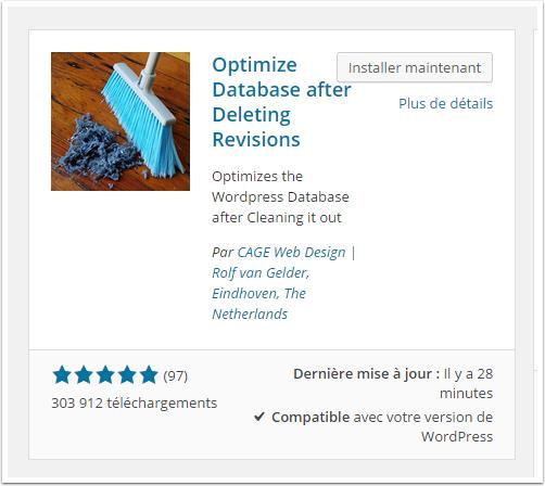 optimise-database-wordpress-installation