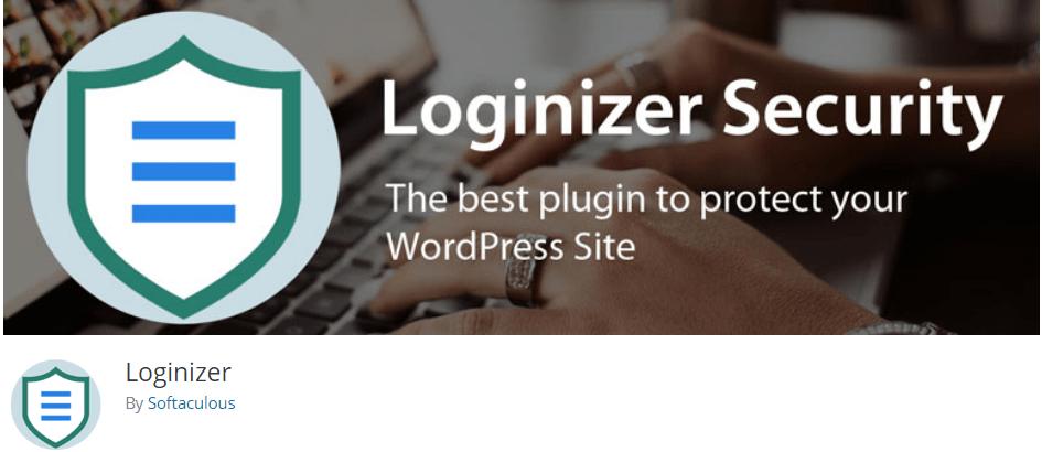 protéger la page de connexion de votre blog WordPress -  loginizer blogpascher 1