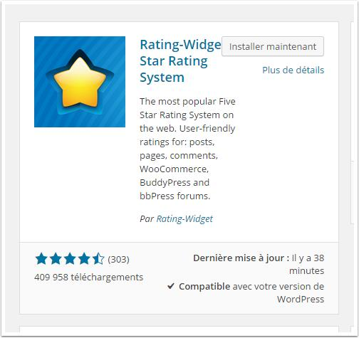 rating-widget-installation-tableaau-de-bord