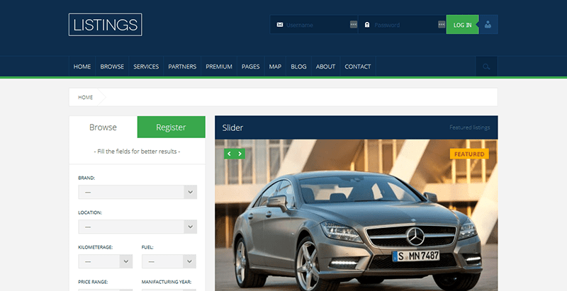 4 Temas de WordPress para crear un sitio anuncio   BlogPasCher