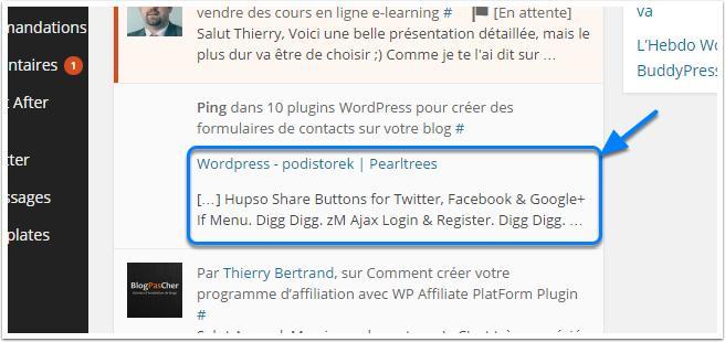 apresentação-pingback-wordpress